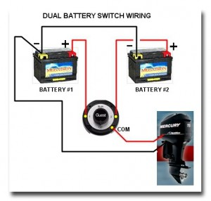 Marine Battery Switch Install Question The Honda Side By Side Club