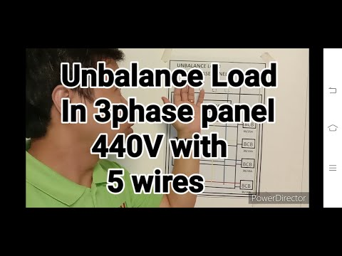 3 Phase Induction Motor Connections In 9 Leads 440v 220v Tamil Youtube