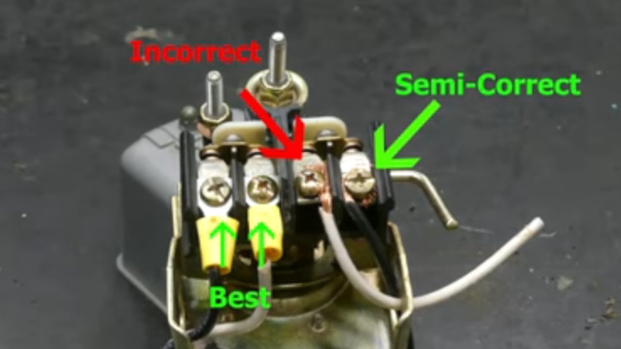 Pressure Switch Troubleshooting Maintenance Youtube