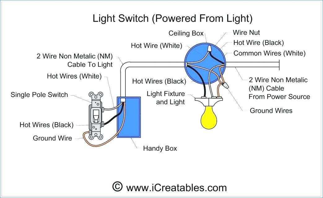 Image Result For Double Switch Wiring Light Switch Wiring Light Switch Dimmer Switch