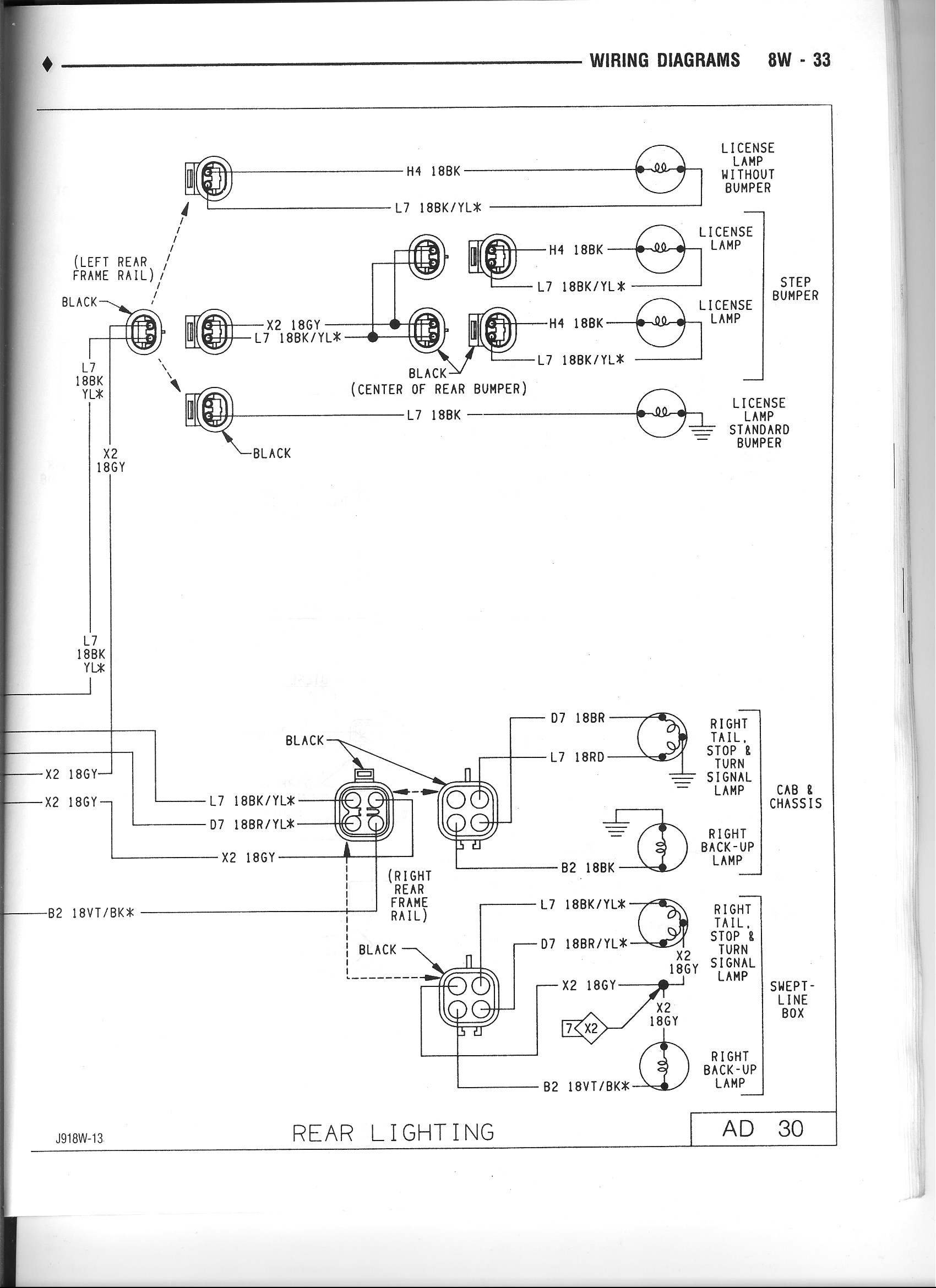 1991 Dodge Wiring Harness Wiring Diagrams Source