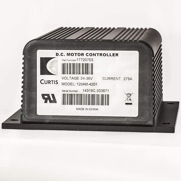 Noco Shop Curtis Programmable Dc Series Motor Controller Model 1204m 4201 24v 36v 275a 1204m 4201 Is The Only Controller With 24v Working Voltage Option In The 1204m 1205m Series Of Curtis